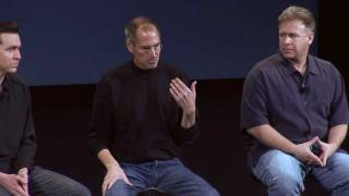 Steve Jobs_Android versus the iPhone