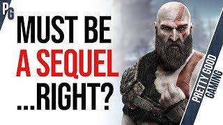A God of War Sequel is NOW EVEN MORE Likely