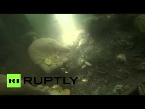غواصون يعثرون في البحر الأبيض المتوسط على كنز لا يقدر بثمن