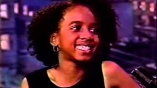 Zelda Harris from Crooklyn on Jay Leno