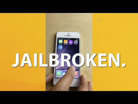 JAILBREAK: iOS 8.1 on Windows