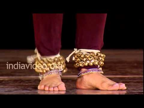 Learn Kathak with Pali Chandra, English 015, Ladi