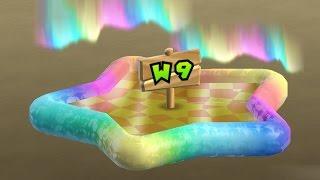 New Super Mario Bros. Wii - World 9 (Complete)