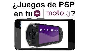 de PSP? Final Fantasy VII 7 y Burnout gameplay test Android [HD] 07:07