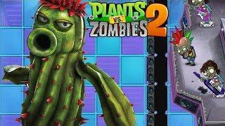 ✔️Đại Chiến Với Ban Nhạc Rock Quái Dị   Plants Vs Zombies 2   Hoa Quả Nổi Giận 2