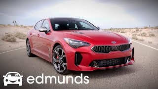 2018 Kia Stinger First Drive | Review | Edmunds
