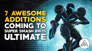 7 Awesome New Additions Coming to Super Smash Bros Ultimate