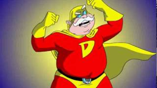 DIABETIC MAN - The Animated Series