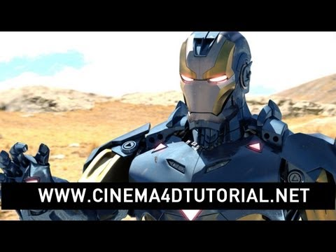 Iron Man 3 Tutorial