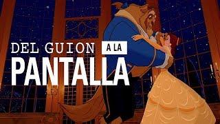 Disney - Del guion a la pantalla: La Bella y La Bestia  | Oh My Disney