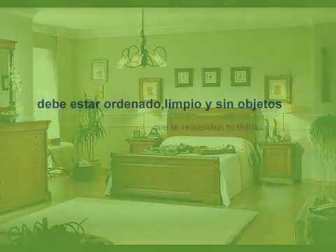 Dormitorios feng shui youtube for Organizar sala segun feng shui
