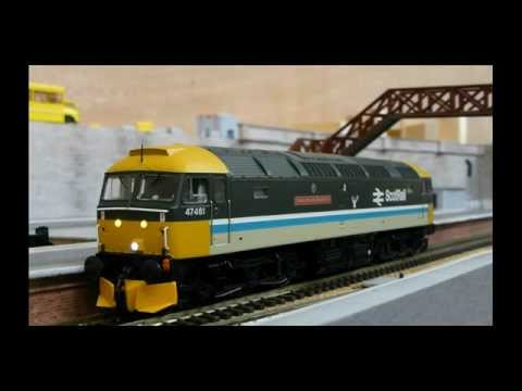 Dean Park Station Video 35 - Bachmann Class 47 Review