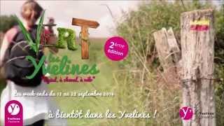 Vert les Yvelines, l'évènement randonnée des Yvelines