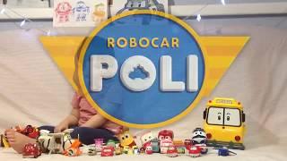 Моя коллекция / Poli Robocar / Super wings / Поли Робокар / Супер Крылья / Распаковка /Роботы Поезда