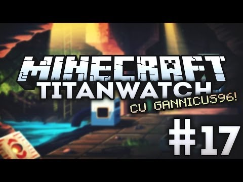 Titanwatch - Minecraft Smp : Episodul 17 : Poarta Deschisa Anti-mobi video