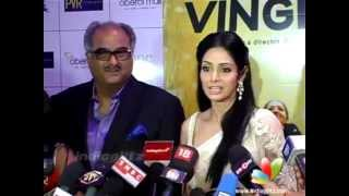 English Vinglish - Amitabh, Vidya, Bipasha At 'English Vinglish' Premier