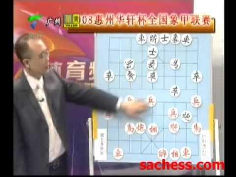 xiangqi(chinese chess) guangdong sports - xuyingchuan vs lizhiping