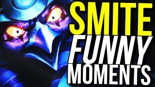 This is the new meta, whether you like it or not... (Smite Funny Moments)