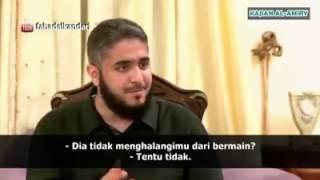 Anak kecil yang hafal Al Quran