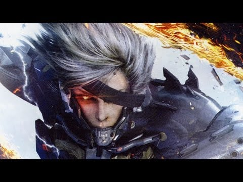 Classic Game Room - METAL GEAR RISING: REVENGEANCE review