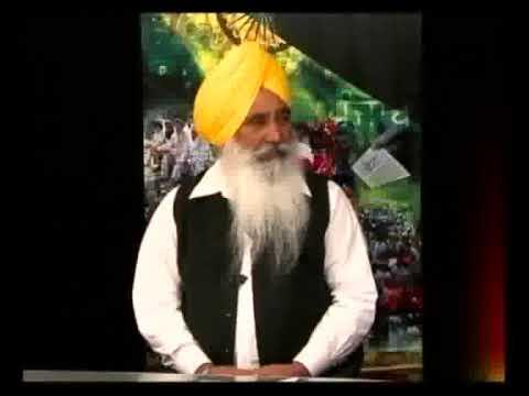 KHABARNAMA -Baljit Brar Editor Daily Ajdiawaaz Jalndhar Punjab India(1984 Anti-Sikh Riots)