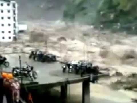 June 2013 North India Uttarakhand State Monsoon/Rain, Floods/Landslide Disaster Full News Live Video