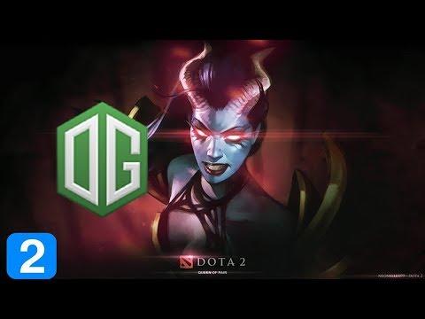OG vs SFTe-SPORTS Game 2 PGL DOTA2 OPEN Highlights Dota 2