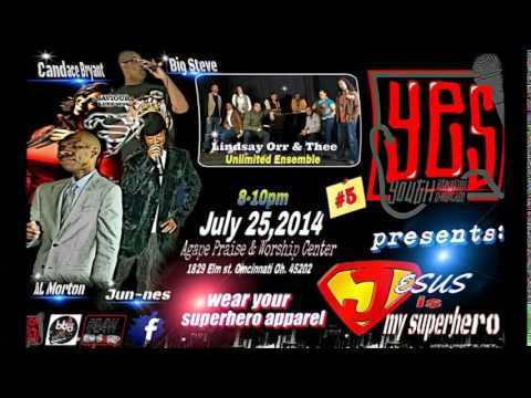 Youth Explosion Showcase Presents:jesus Is My Superhero 7.25.14 video