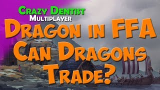 Northgard Dragon clan in FFA | Can Dragons Trade? (Close End!)