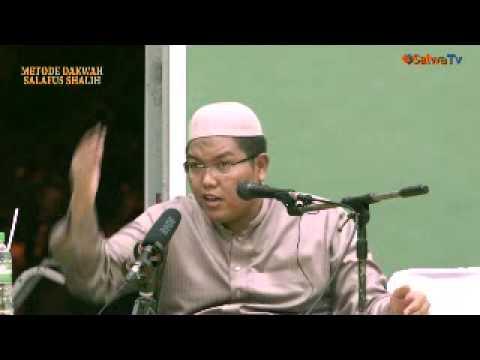 Metode Dakwah Salafus Shalih - Ustadz Firanda Andirja, MA
