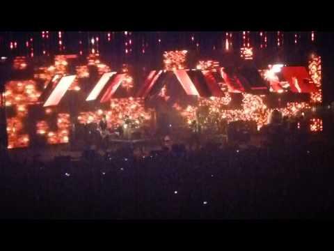 Radiohead - Lotus Flower @ Rod Laver Arena, Melbourne