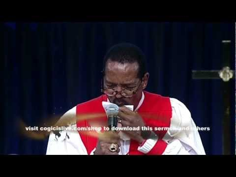 Presiding Bishop Charles E. Blake Official Sunday Message @ 105th Holy Convocation