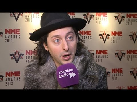 NME Awards 2013: Carl Barat Interview
