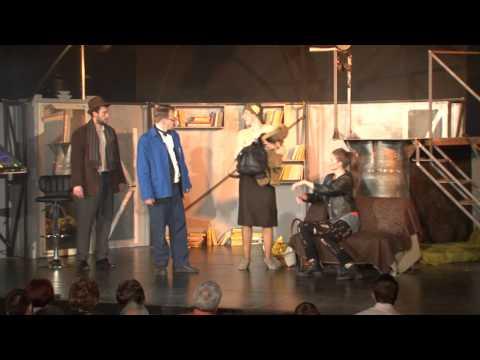 Dr Herz - új darabot mutatott be a Magyarock Dalszínház
