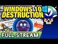 Download Lagu [Vinesauce] Joel - Windows 10 Destruction ( FULL STREAM ) MP3