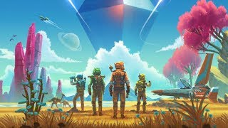 Hoje é dia de No Man's Sky no EI Games!