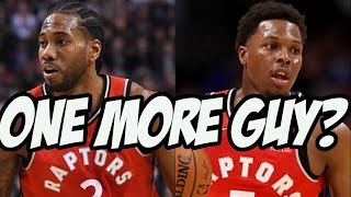 Do The Toronto Raptors Need To Make A Trade? Is The Roster Complete?