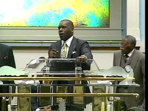 Dr Jamal Bryant At North Central Ga Workers Mtg. video