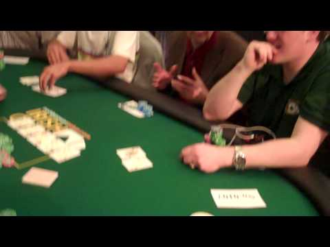 Andy Black 3 way all in - Irish Open 2010 Video