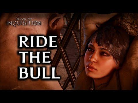 Dragon Age: Inquisition - Iron Bull Romance - Part 16 - Sex Scene #1 Ride The Bull [f!dwarf] video