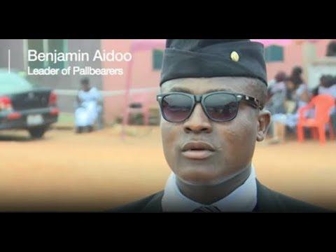 Entrevista a Benjamin Aidoo, el líder los Dancing Pallbearers