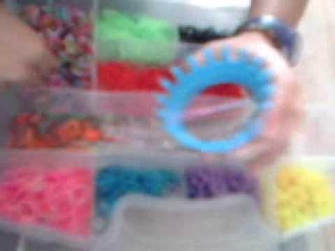 combinaciones de colores para pulseras
