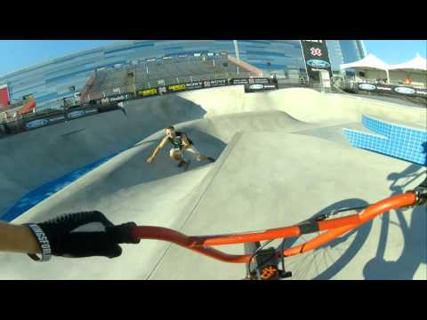 GoPro HD: Drew Bezanson BMX Park Chesty Uncut - Summer X Games 2012