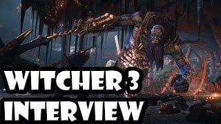 [SDCC 2014 - Witcher 3 Interview With Damien Monnier] Video