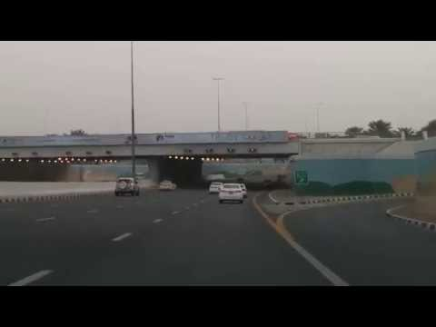 Dubai accident 2015