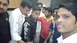 Sunil Kumar का   BirthDay wishing  From Flavours Of China Dadar  Boys