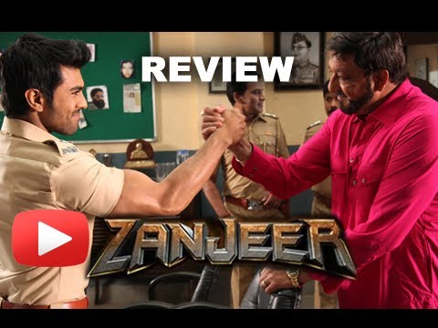 Zanjeer Movie Review #moviereviews video