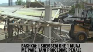 Shemben ndërtesat e ringritura në Vlorë - News, Lajme - Vizion Plus