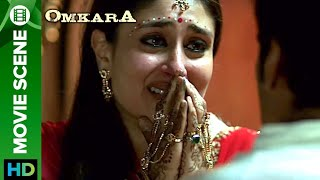 Kareena Kapoor's Award Winning Act : Omkara
