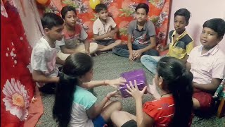 Download Lagu Passing the pass gift box game | Children's Day special | kids activity | part -2 . Gratis STAFABAND